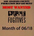 Fugitives. Week of 06-18