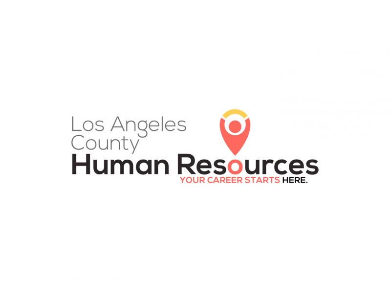 Los Angeles County Human Resources logo