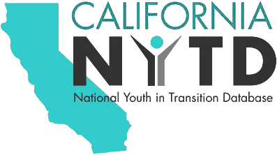 California National Youth in Transition Database (NYTD) logo.