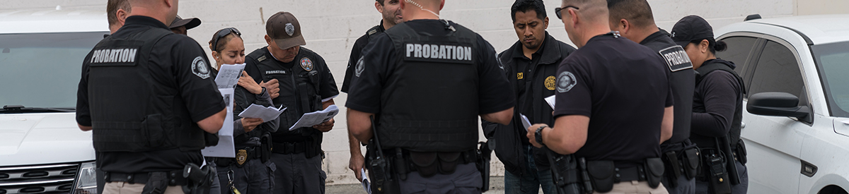Work With Us Probation